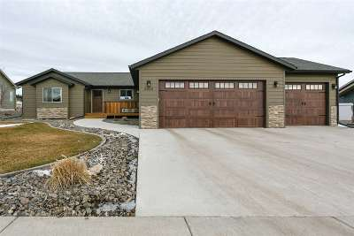 Spearfish Single Family Home For Sale: 8028 Brooks