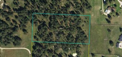 Custer SD Residential Lots & Land Sold: $64,000
