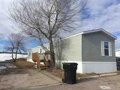Spearfish SD Single Family Home Sold-Co-Op By Bor Member: $42,500