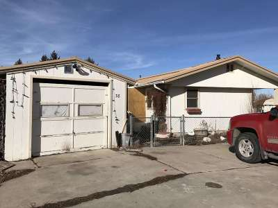 Spearfish Single Family Home For Sale: 38 Lantern