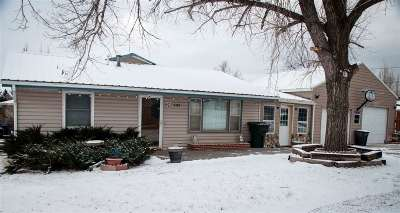 Sturgis Single Family Home Uc-Contingency-Take Bkups: 1108 12th