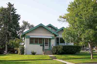 Hot Springs Single Family Home Uc-Contingency-Take Bkups: 502 University