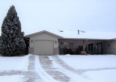 Spearfish Single Family Home Under Contract-Dont Show: 218 Yellowstone Place