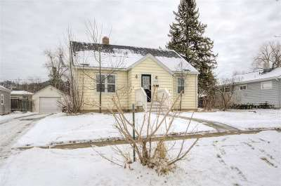 Spearfish Single Family Home For Sale: 1030 7th