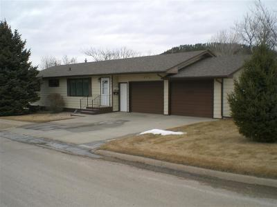 Sturgis Single Family Home Uc-Contingency-Take Bkups: 2402 S Fulton