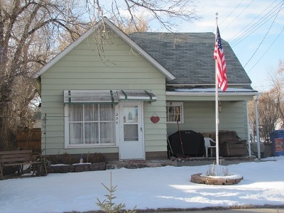 Hot Springs Single Family Home Uc-Contingency-Take Bkups: 238 S 17th