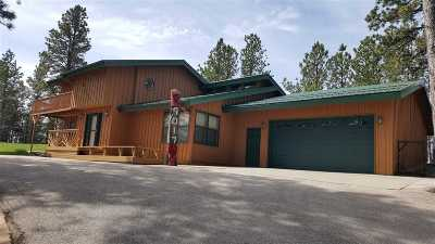 Sturgis Single Family Home Uc-Contingency-Take Bkups: 9017 S Ridge Trail