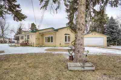 Spearfish Single Family Home For Sale: 105 Spruce