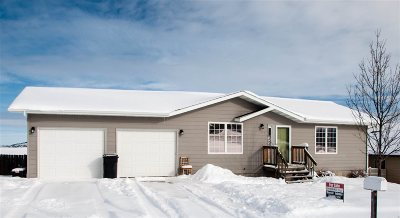 Spearfish Single Family Home For Sale: 3414 Roughlock