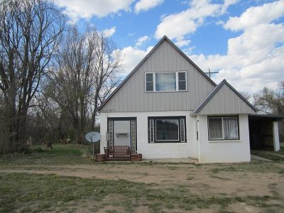 Hot Springs Single Family Home For Sale: 124 1st