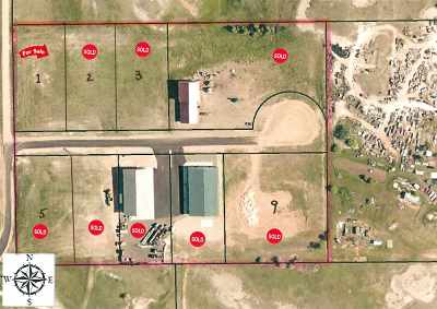 Whitewood SD Residential Lots & Land For Sale: $77,800