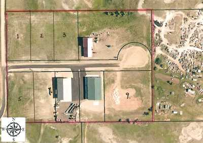 Whitewood SD Residential Lots & Land Under Contract-Dont Show: $72,800