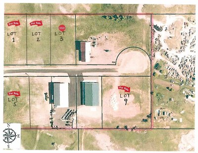 Residential Lots & Land For Sale: Lot 9 Industry