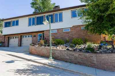 Deadwood SD Single Family Home Uc-Contingency-Take Bkups: $275,000