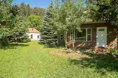 Sturgis Single Family Home For Sale: 12326 & 12327 Ace