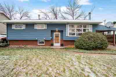 Rapid City Single Family Home For Sale: 4709 Windsor