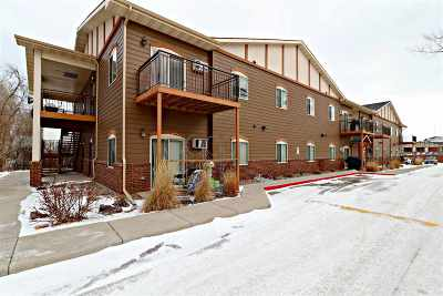 Rapid City Single Family Home Uc-Contingency-Take Bkups: 1626 Evergreen