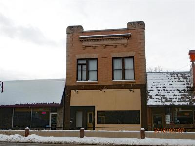 Belle Fourche Commercial For Sale: 612 5th Ave