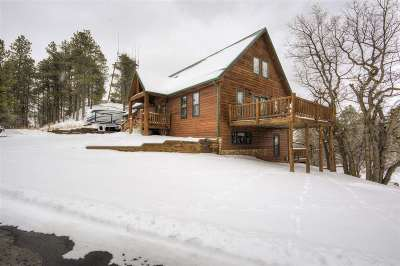 Spearfish Single Family Home Uc-Contingency-Take Bkups: 272 Standpipe