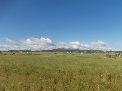 Spearfish SD Residential Lots & Land For Sale: $76,000