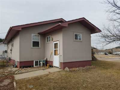 Whitewood SD Single Family Home Uc-Contingency-Take Bkups: $129,000
