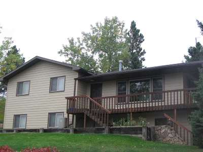 Sturgis SD Single Family Home For Sale: $245,900