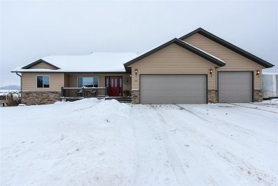 Spearfish Single Family Home For Sale: 2111 Blue Stem