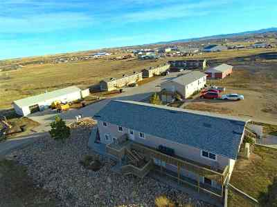 Belle Fourche Multi Family Home For Sale: 1122 Roth