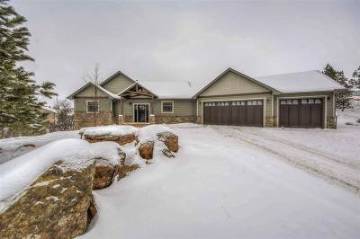 Spearfish SD Single Family Home For Sale: $559,000