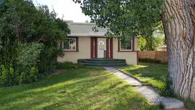 Hot Springs Single Family Home Uc-Contingency-Take Bkups: 1106 S 6th