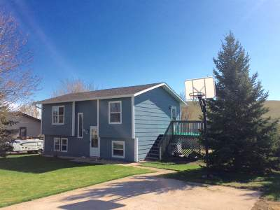 Spearfish SD Single Family Home For Sale: $159,000