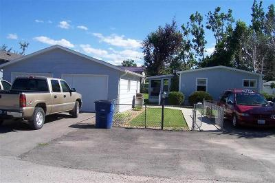 Spearfish SD Single Family Home Uc-Contingency-Take Bkups: $109,900