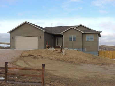 Hermosa Single Family Home For Sale: 24575 Lindsey Loop