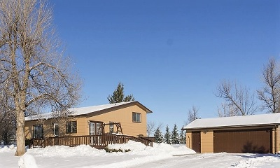 Spearfish Single Family Home Uc-Contingency-Take Bkups: 3536 Westview Drive