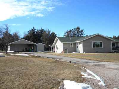 Rapid City Single Family Home For Sale: 10405 Cedarwood