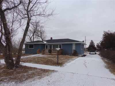 Newell SD Single Family Home Financing Contingency: $134,900