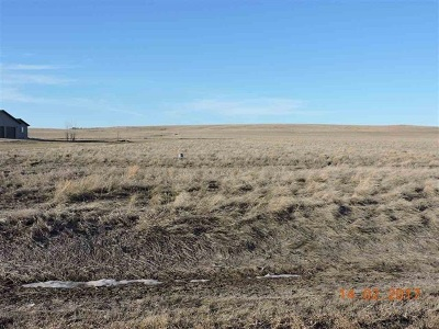 Belle Fourche Residential Lots & Land For Sale: Lot 7 Block 4 Ridgeview Addition