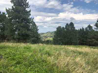 Spearfish SD Residential Lots & Land For Sale: $67,500