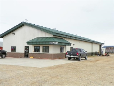 Spearfish Commercial For Sale: 3316 E Fairgrounds Loop