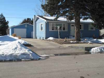 Sturgis SD Single Family Home For Sale: $159,900
