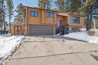 Rapid City Single Family Home For Sale: 7312 Pinon Jay Cir.