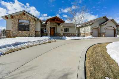Spearfish Single Family Home Uc-Contingency-Take Bkups: 713 Pro Rodeo
