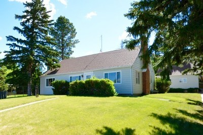 Sturgis SD Single Family Home Uc-Contingency-Take Bkups: $169,900