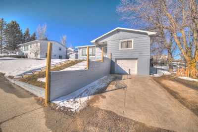 Spearfish SD Single Family Home For Sale: $197,000