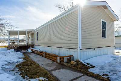 Spearfish SD Single Family Home Uc-Contingency-Take Bkups: $94,000