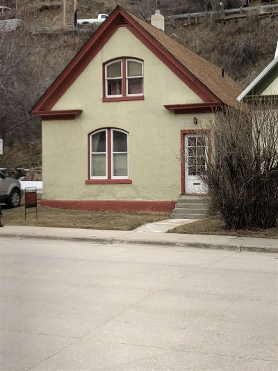 Deadwood Single Family Home Under Contract-Dont Show: 794 Main