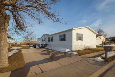 Spearfish SD Single Family Home Uc-Contingency-Take Bkups: $145,000