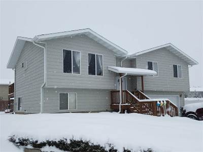 Belle Fourche Single Family Home For Sale: 2118 Pauline