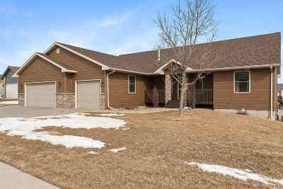 Rapid City Single Family Home For Sale: 6822 Porthcawl