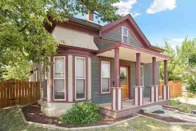 Belle Fourche Single Family Home For Sale: 822 6th Avenue